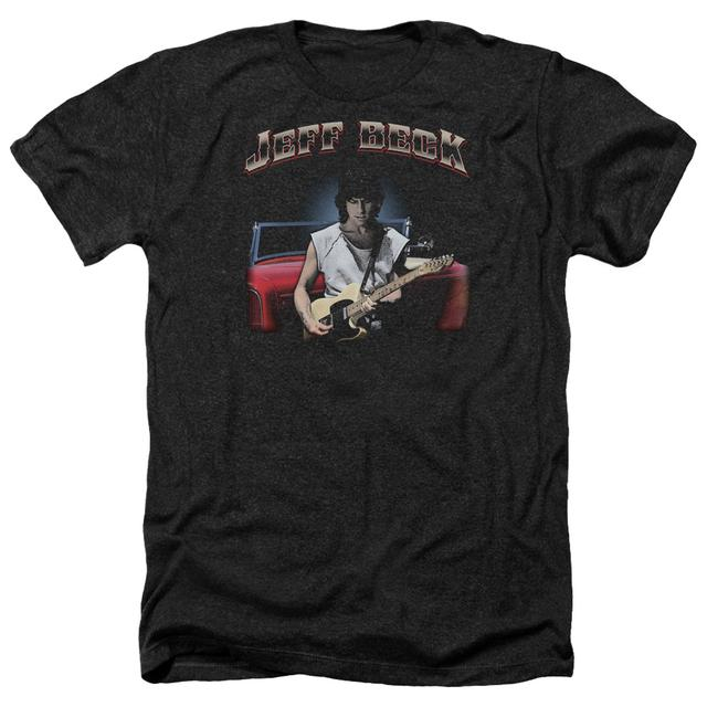 Jeff Beck Tee | JEFFS HOTROD Premium T Shirt