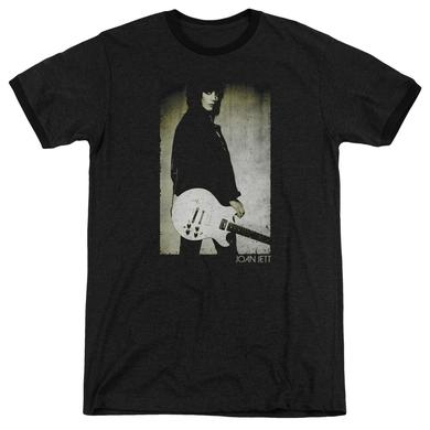 Joan Jett & The Blackhearts Shirt | TURN Premium Ringer Tee