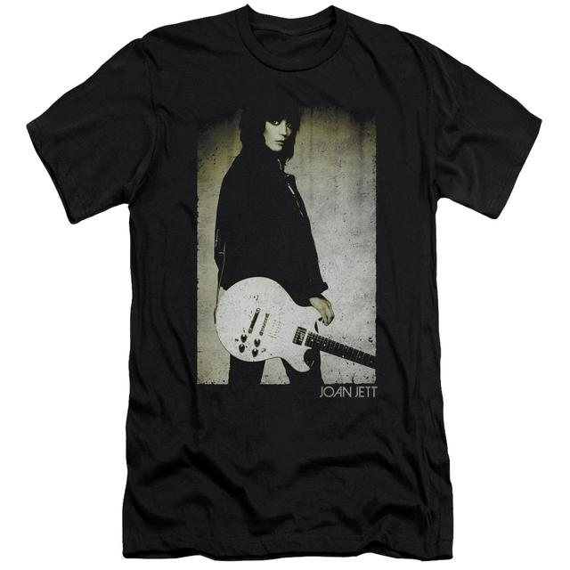 Joan Jett & The Blackhearts Slim-Fit Shirt | TURN Slim-Fit Tee