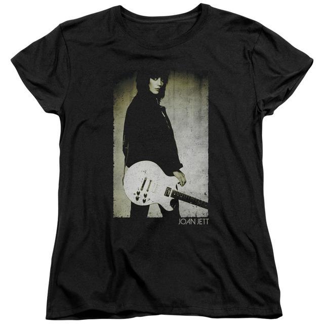 Joan Jett & The Blackhearts Women's Shirt | TURN Ladies Tee