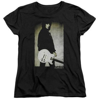 Joan Jett & The Blackhearts Women's Shirt   TURN Ladies Tee