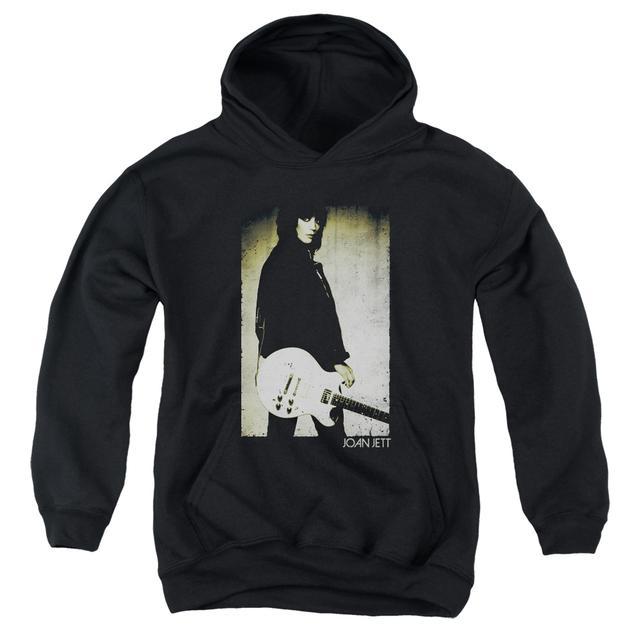 Joan Jett & The Blackhearts Youth Hoodie | TURN Pull-Over Sweatshirt