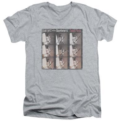 Joan Jett & The Blackhearts T Shirt (Slim Fit) | GOOD MUSIC Slim-fit Tee