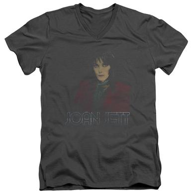 Joan Jett & The Blackhearts T Shirt (Slim Fit) | WORN JETT Slim-fit Tee