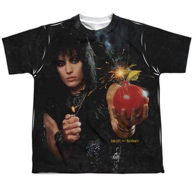 Joan Jett & The Blackhearts Youth Shirt | CHERRY BOMB Sublimated Tee