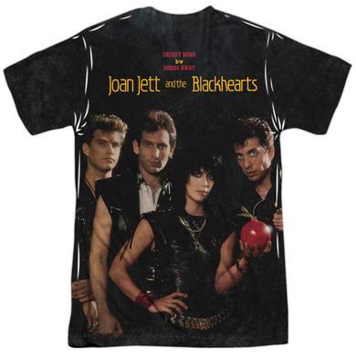 Joan Jett & The Blackhearts Shirt | CHERRY BOMB (FRONT/BACK PRINT) Tee