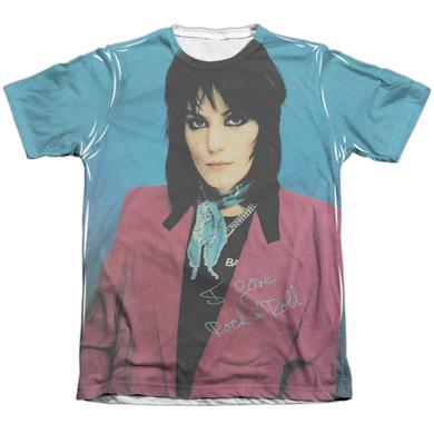 Joan Jett & The Blackhearts Shirt | I LOVE ROCK AND ROLL Tee
