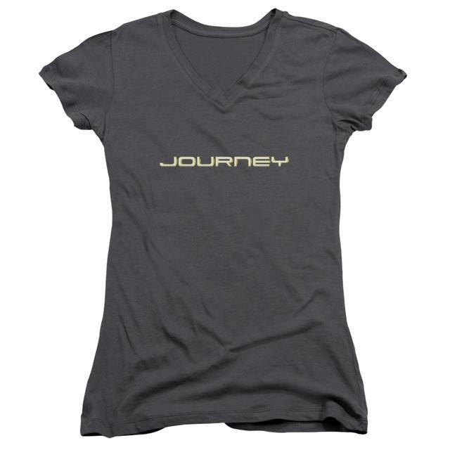Journey Junior's V-Neck Shirt | LOGO Junior's Tee