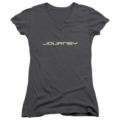 Journey Junior's V-Neck Shirt | LOGO Junior's Tee