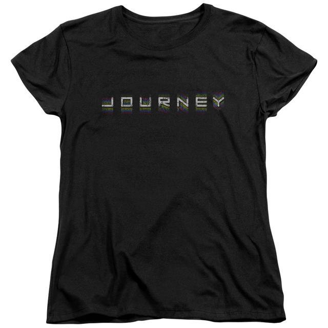 Journey Women's Shirt   REPEAT LOGO Ladies Tee