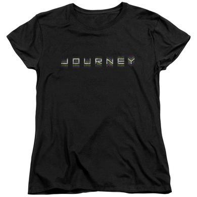 Journey Women's Shirt | REPEAT LOGO Ladies Tee