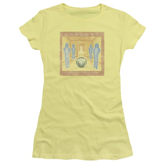 Journey Juniors Shirt | LOOK COVER Juniors T Shirt