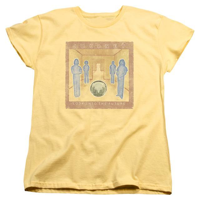 Journey Women's Shirt | LOOK COVER Ladies Tee