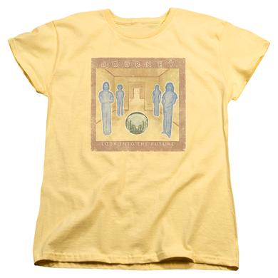 Journey Women's Shirt | LOOK COVER Ladies Tee