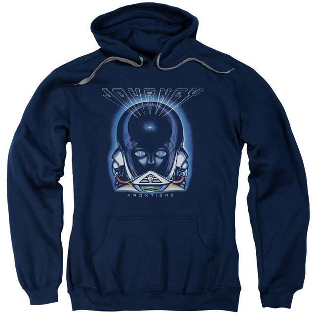 Journey Hoodie | FRONTIERS COVER Pull-Over Sweatshirt