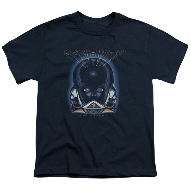 Journey Youth Tee   FRONTIERS COVER Youth T Shirt