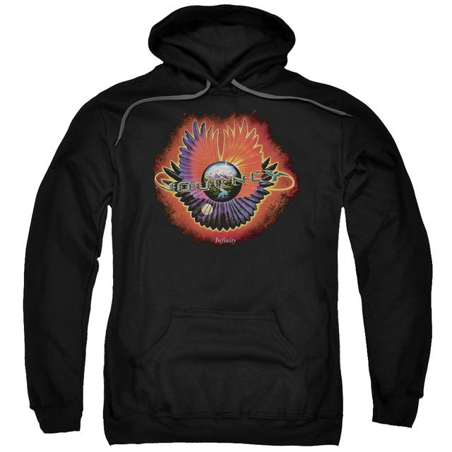 Journey Hoodie | INFINITY COVER Pull-Over Sweatshirt