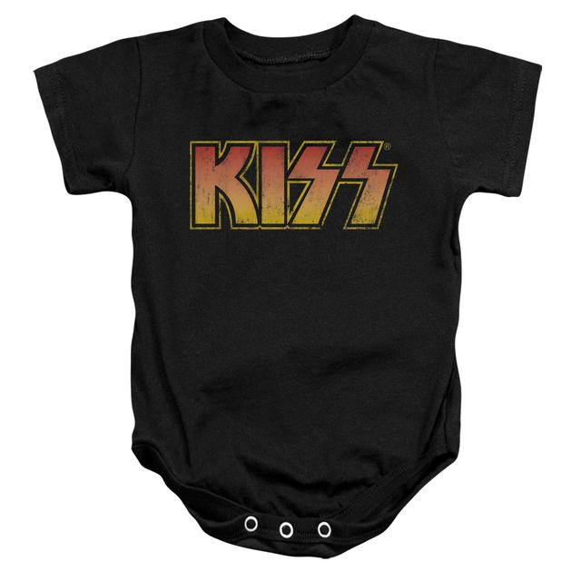 Kiss Baby Onesie | CLASSIC Infant Snapsuit