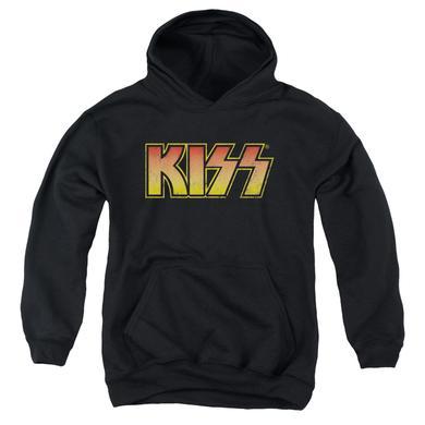 Kiss Youth Hoodie | CLASSIC Pull-Over Sweatshirt