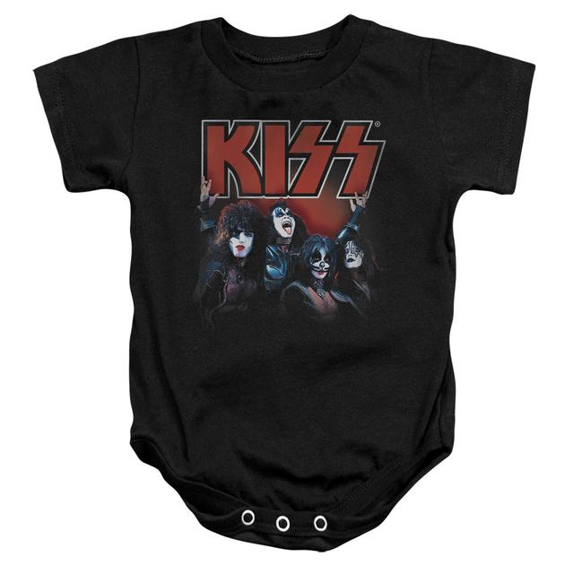 Kiss Baby Onesie | KINGS Infant Snapsuit