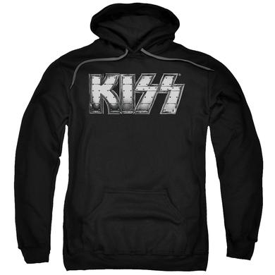 Kiss Hoodie | HEAVY METAL Pull-Over Sweatshirt