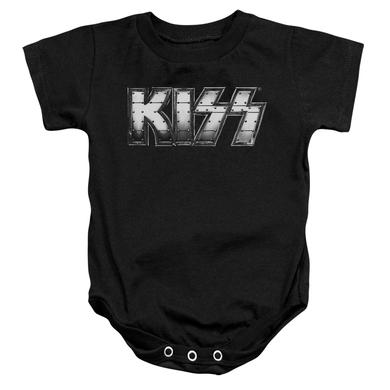 Kiss Baby Onesie | HEAVY METAL Infant Snapsuit
