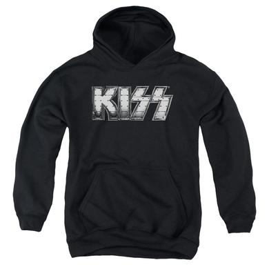 Kiss Youth Hoodie | HEAVY METAL Pull-Over Sweatshirt