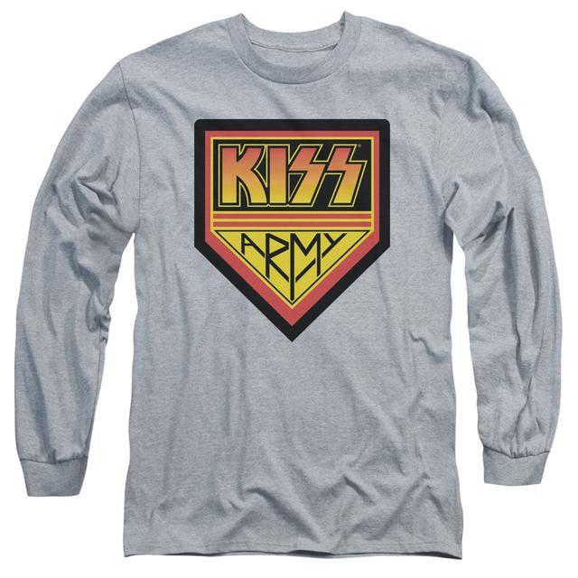 Kiss T Shirt |  ARMY LOGO Premium Tee