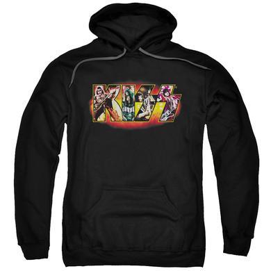 Kiss Hoodie | STAGE LOGO Pull-Over Sweatshirt