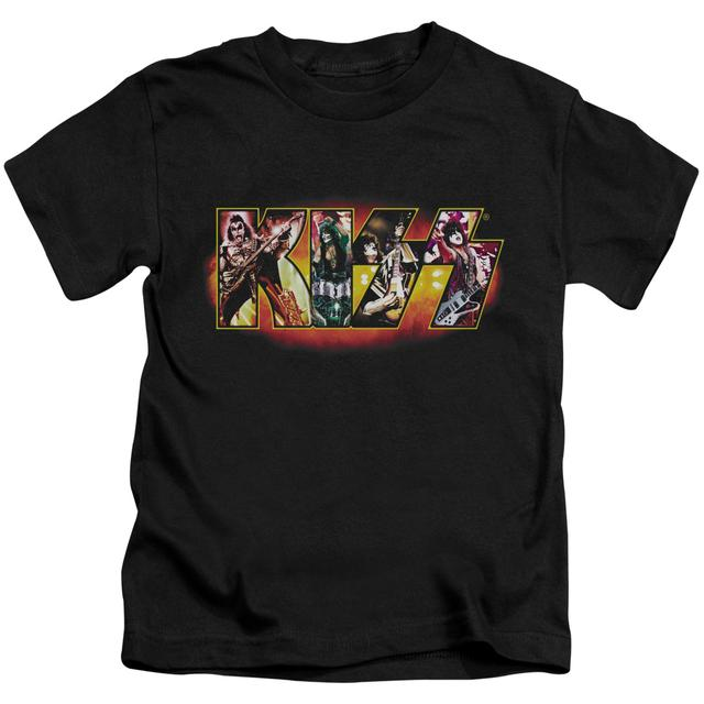 Kiss Kids T Shirt | STAGE LOGO Kids Tee