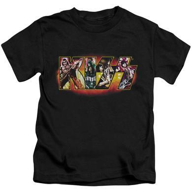 Kiss Kids T Shirt | STAGE LOGO Kids Tee
