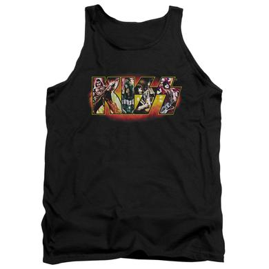 Kiss Tank Top | STAGE LOGO Sleeveless Shirt