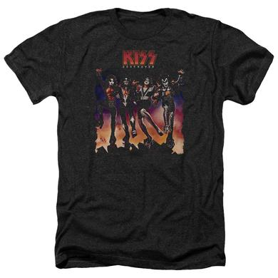 Kiss Tee | DESTROYER COVER Premium T Shirt