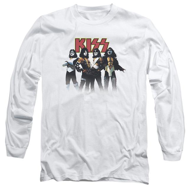 Kiss T Shirt | THROWBACK POSE Premium Tee