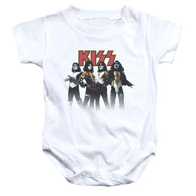 Kiss Baby Onesie | THROWBACK POSE Infant Snapsuit