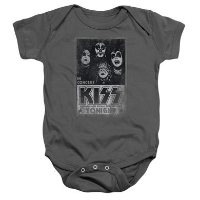 Kiss Baby Onesie | LIVE Infant Snapsuit