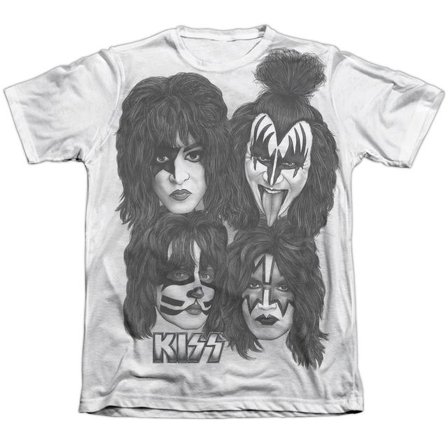 Kiss Shirt | HEADS SUB Tee