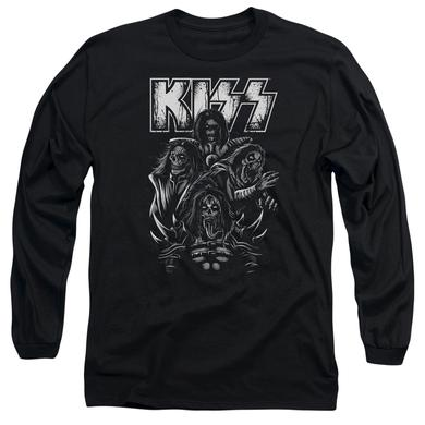 Kiss T Shirt | SKULL Premium Tee