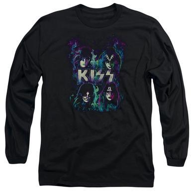 Kiss T Shirt | COLORFUL FIER Premium Tee