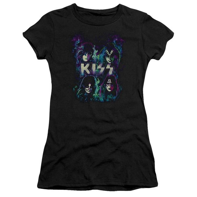 Kiss Juniors Shirt | COLORFUL FIER Juniors T Shirt