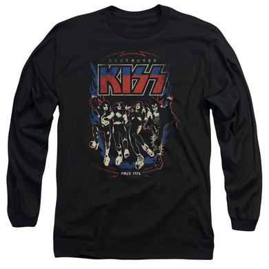 Kiss T Shirt | DESTROYER Premium Tee