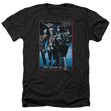 Kiss Tee | SPIRIT OF 76 Premium T Shirt