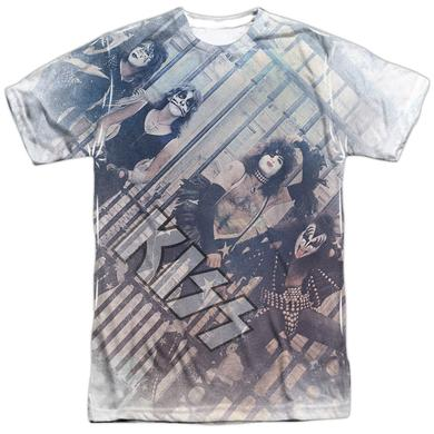 Kiss Shirt | GATED COMMUNITY Tee
