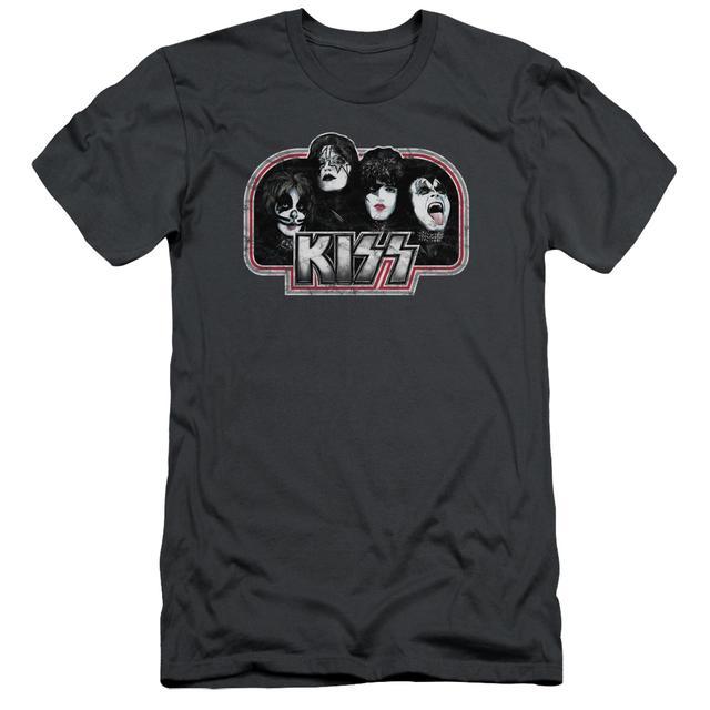 Kiss Slim-Fit Shirt | THROWBACK Slim-Fit Tee