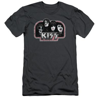 Kiss Slim-Fit Shirt | THROWBACK Slim-Fit Tee