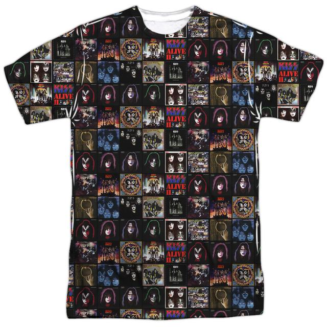 Kiss Shirt | ALBUM COVERS Tee