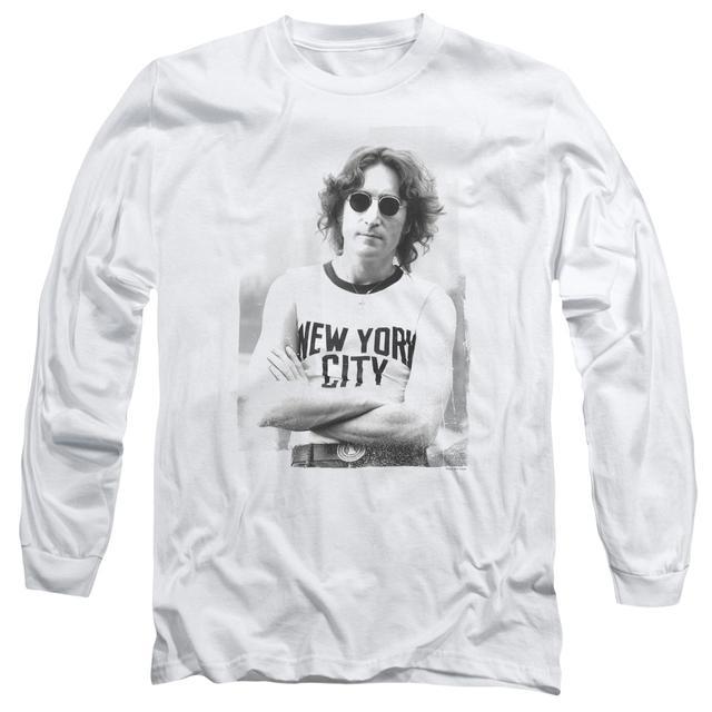 John Lennon T Shirt | NEW YORK Premium Tee
