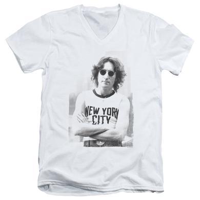John Lennon T Shirt (Slim Fit) | NEW YORK Slim-fit Tee