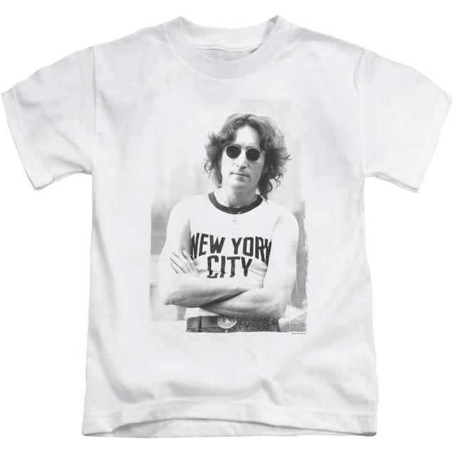 John Lennon Kids T Shirt | NEW YORK Kids Tee