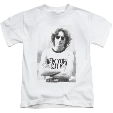 John Lennon Kids T Shirt | NEW YORK Kids Tee